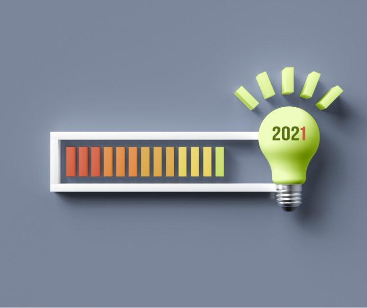 Perfekt ins Neue Jahr 2021 starten!